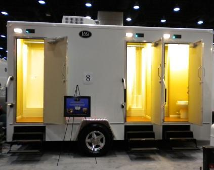 Ellis Island Restroom Trailer Rentals in New Jersey