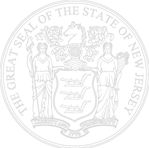 Official Seal of the State of New Jersey